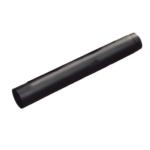 Füstcső, 130-as, 80cm, fekete