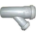 PVC ág 50/40/45 szennyvíz lefolyócsőhöz
