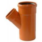 KG ág 125/110/45 szennyvíz lefolyócsőhöz