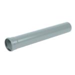 PVC lefolyócső, hosszúsága 1m, átmérője 110mm