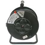 EXTOL CRAFT villamos hosszabbító dobra tekert, kültéri (84861)