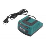 Akkumulátor töltő 40V, LI-ion az Extol Industrial 8795611 fűszegélynyíró és 8795601 sövényvágó gépekhez (8795600C)