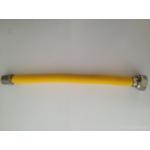 Flexibilis nyújtható bordáscső, 1/2col, KB, gázra