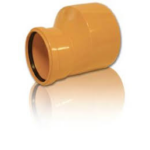 PVC idom szennyvíz lefolyócsőhöz, 125/110 KG szűkítő