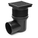 Kültéri víznyelő, 110mm
