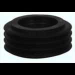 STYRON bordás gumi WC bekötőcsőhöz (STY-125-2)