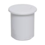 Styron PVC tokelzáró fehér dugó, átmérője 32mm (STY-32)