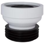 STYRON egyenes WC lefolyó csatlakozó (STY-530-E)