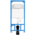STYRON NIAGARA FIX falon belüli WC tartály, fémvázas (STY-740-M)