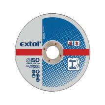 EXTOL CRAFT vágókorong fémhez 115×1,6×22,2mm (cikkszám: 106910)