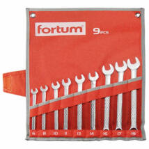 FORTUM csillag-villás kulcs készlet