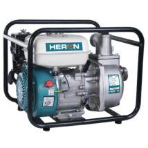 HERON EPH-50 benzinmotoros átemlőszivattyú 5,5 LE