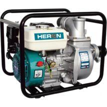 HERON EPH-80 benzinmotoros átemelőszivattyú, 6,5 LE