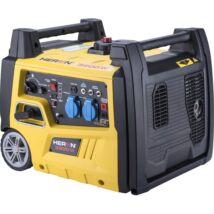 HERON benzinmotoros áramfejlesztő digitális szabályzással, 3,0 kVA, 230V