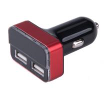 EXTOL ENERGY szivargyújtós dupla USB töltő (42084)