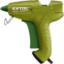 EXTOL CRAFT melegragasztó pisztoly, 65W (422002)