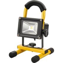 EXTOL LIGHT hordozható LED lámpa, reflektor, 10W, 800lumen