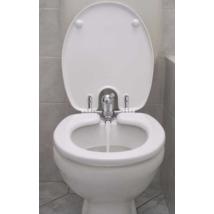 Toilette-Nett bidés WC ülőke, antibakteriális