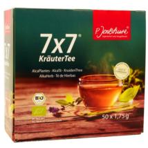 Jentschura 7x7 teakeverék, 50 filter