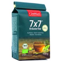 Jentschura 7x7 teakeverék, 100g szálas