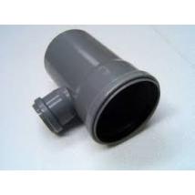 PVC T-idom 110/50/90