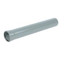 PVC lefolyócső, 1m, 110mm