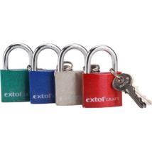 EXTOL CRAFT színes vaslakat, 3 kulccsal