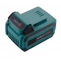 Akkumulátor 40V, Li-ion az Extol Industrial 8795611 fűszegélynyíró és 8795601 sövényvágó gépekhez (8795600B)