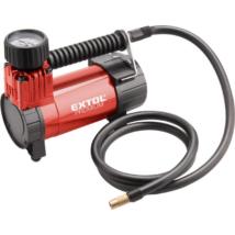 EXTOL PREMIUM olajmentes légkompresszor, tartály nélkül, 24l/perc, 12V (8864000)