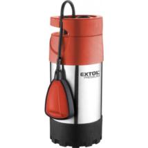 EXTOL PREMIUM búvárszivattyú tiszta vízhez, 1000W (8895008)