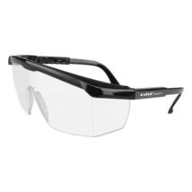 EXTOL CRAFT védőszemüveg, víztiszta, polikarbonát, CE, állítható szárú