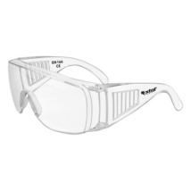 EXTOL CRAFT védőszemüveg, víztiszta, polikarbonát, CE (97302)