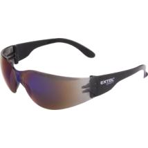EXTOL CRAFT védőszemüveg, polikarbonát, CE, füstszínű (97322)