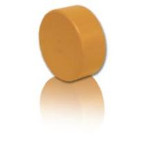 PVC cső lezárását szolgáló kupak, KG, átmérő 110mm