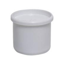 STYRON PVC tokelzáró dugó, fehér, 40mm