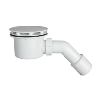 STYRON zuhanytálca szifon, 90mm, fehér (STY-401-F)