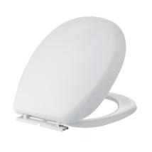 STYRON WC ülőke TISZA, erősített műanyag zsanérral (STY-550-1)