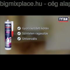 Tytan Classic FIX, szerelési ragasztó (10004599)