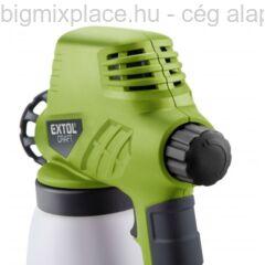 EXTOL CRAFT elekromos festékszoró pisztoly 412113