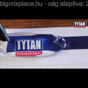 Tytan Classic FIX, szerelési ragasztó, kötés után színtelen, láthatalan