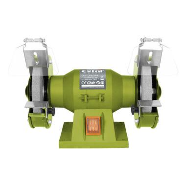 EXTOL CRAFT kettős köszörűgép, száraz (410120)