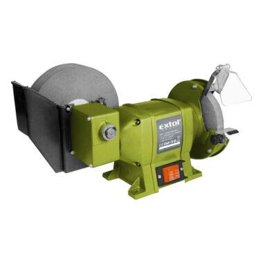 EXTOL CRAFT kettős köszörűgép, száraz-vizes (410133)