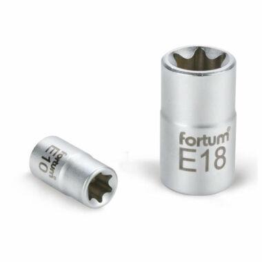 "FORTUM dugófej, torx, 1/2"", 38mm hosszú"