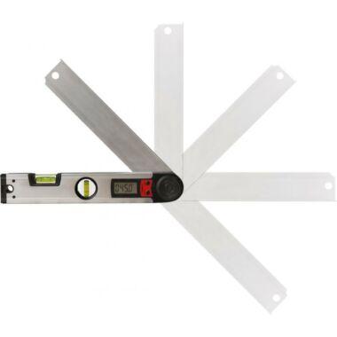 EXTOL PREMIUM vízmérték, digitális szögmérővel