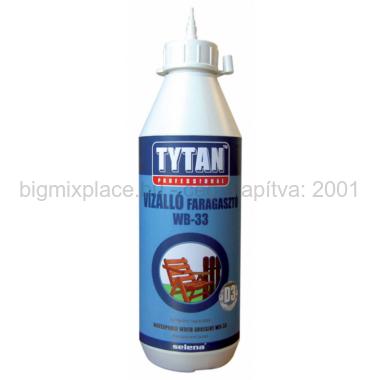 TYTAN WB-33 vízálló, diszperziós faragasztó, 200g