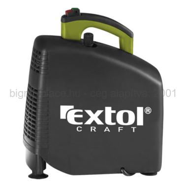 EXTOL CRAFT légkompresszor, olajmentes, 1100W (418100)