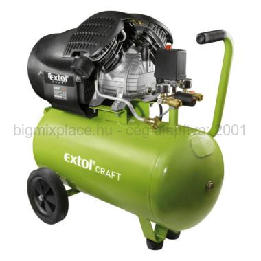 EXTOL CRAFT légkompresszor olajos, 2200W (418211)