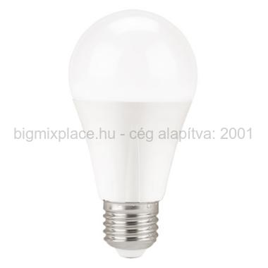 EXTOL LED villanykörte, E27, meleg fehér, 15W, 1350 lumen