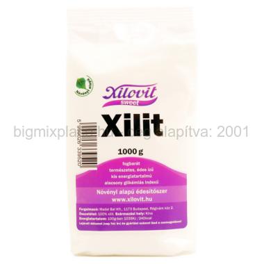 XILOVIT természetes édesítőszer 1kg (kristály)
