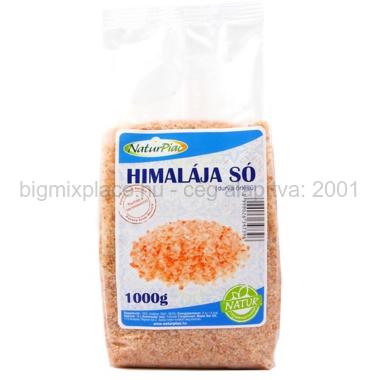 Himalája só (étkezési durva őrlésű) 1000g